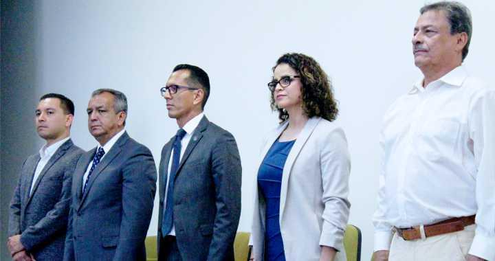 DIRECTOR DE LA UACYA RINDE TERCER INFORME DE ACTIVIDADES