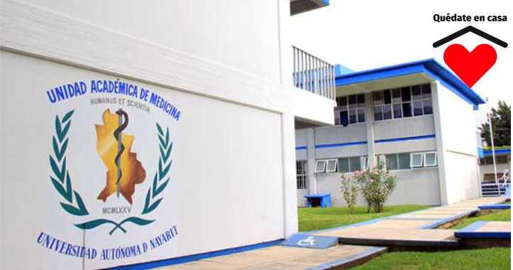 PIDE RECTOR PROTECCIÓN PARA ALUMNOS DE LA UAN EN HOSPITALES