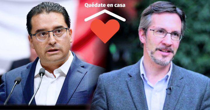 DIPUTADOS PANISTAS PIDEN EXPULSIÓN DE JOHN ACKERMAN DE LA UNAM Y DEL CTE