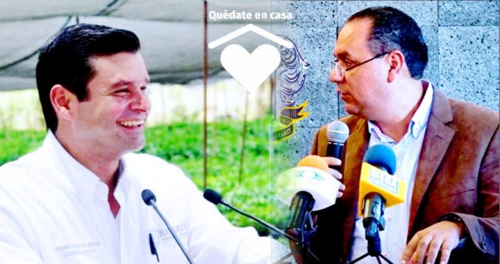 DEPENDEN PAGOS EN LA UAN DE LA PALABRA DE ANTONIO ECHEVARRÍA
