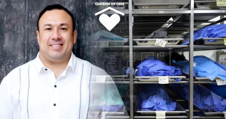 (VIDEO) HABRÁ CENTRO FORENSE DE IDENTIFICACIÓN PARA NAYARIT EN 2021: LUIS ZAMORA