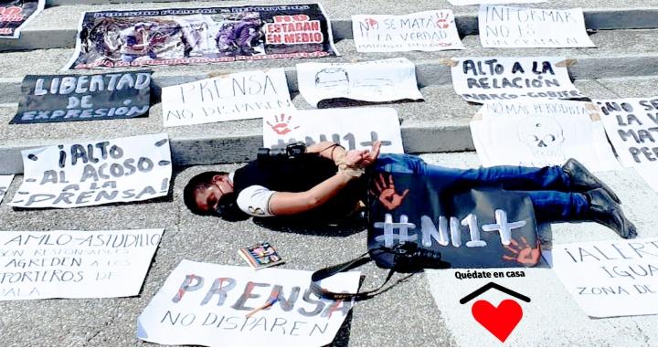 COLAPSADO EN MÉXICO EL MECANISMO Y SISTEMA DE JUSTICIA PARA PERIODISTAS