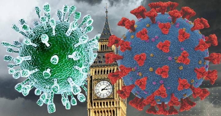 Se suma en Reino Unido otra nueva y más peligrosa cepa de coronavirus