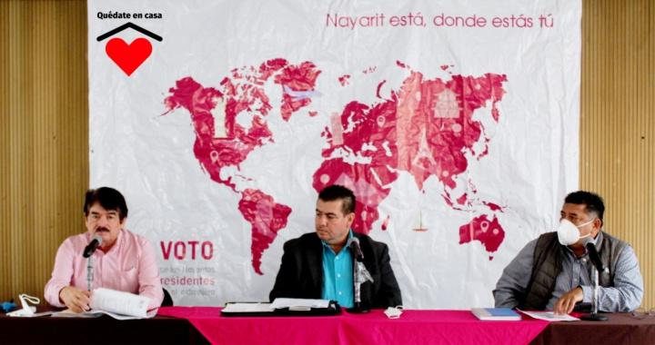 REALIZA EL IEEN, UAN Y OTRAS INSTITUCIONES FORO PARA MIGRANTES NAYARITAS