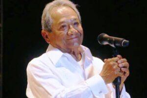 Murió Armando Manzanero un grande de la música