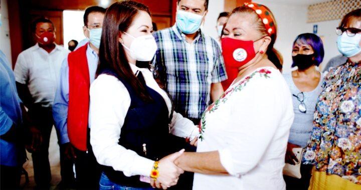 La encuesta real es la emoción y entrega del ciudadano: Gloria Núñez