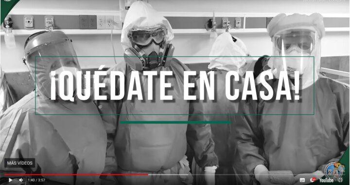 """(Video) """"Ayúdanos a terminar esta guerra dolorosa y cruel"""": Médicos y Enfermeras"""