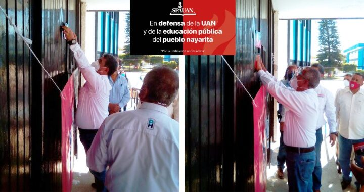 """(Video) """"La UAN ha parido a muchos, aunque algunos puedan ser malparidos"""": SPAUAN"""