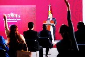 Las conferencias matutinas de AMLO no son propagandísticas