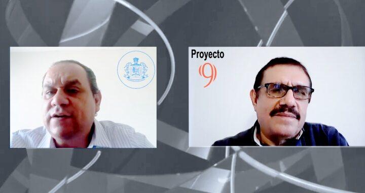 (Video) Mantiene rector de la UAN constante gestión ante problema económico de la institución