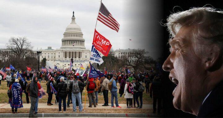 Manifestantes pro-Trump irrumpen en el Capitolio