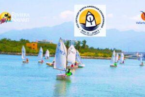 Riviera Nayarit, sede del Campeonato Norteamericano Optimist 2021