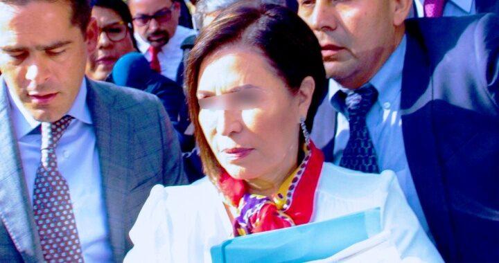 Retiraría FGR cargos de corrupción contra Rosario Robles