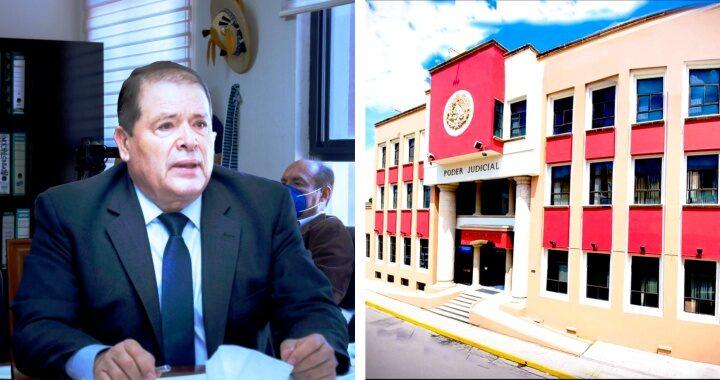 Con estrictas medidas sanitarias, reinician el 15 de febrero actividades en el Poder Judicial