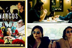 Segunda temporada de la serie mexicana Narcos México basada en hechos reales