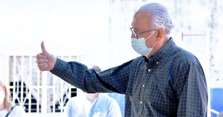 Ofrece Miguel Ángel Navarro nuevo Sistema de Salud en Nayarit