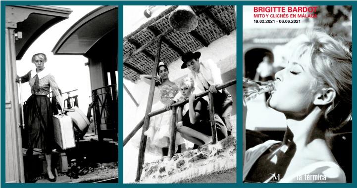 Brigitte Bardot, mito y clichés; en Málaga exposición fotográfica inédita exhibe en la Costa del Sol