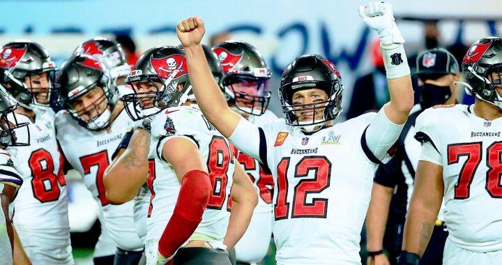 Bucaneros…campeones del Super Bowl LV