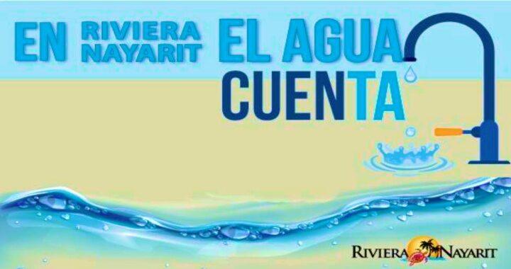 Riviera Nayarit lanza campaña sobre el cuidado del agua