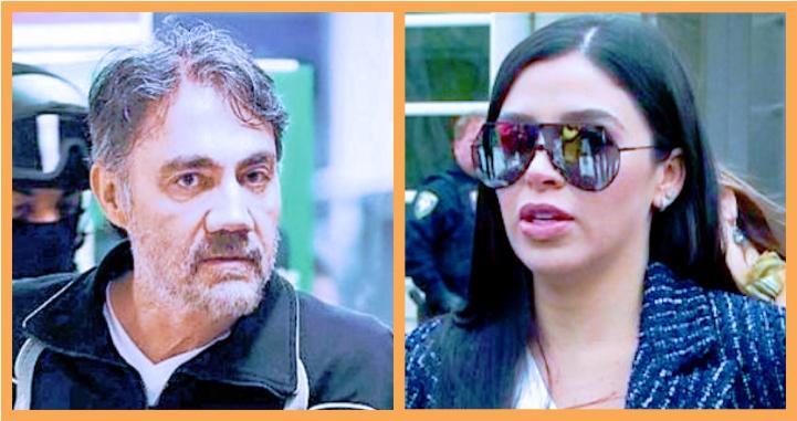 """""""El Licenciado"""", compadre de """"El Chapo"""", habría delatado a Emma Coronel"""