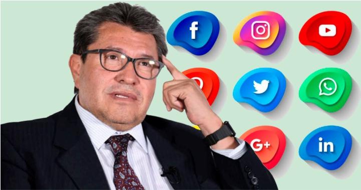 ¿Regular las redes don Ricardo?