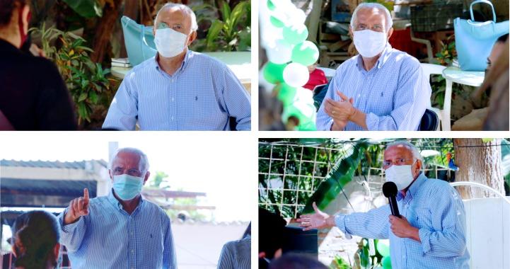 Llama Navarro Quintero a mantener medidas sanitarias por Covid-19