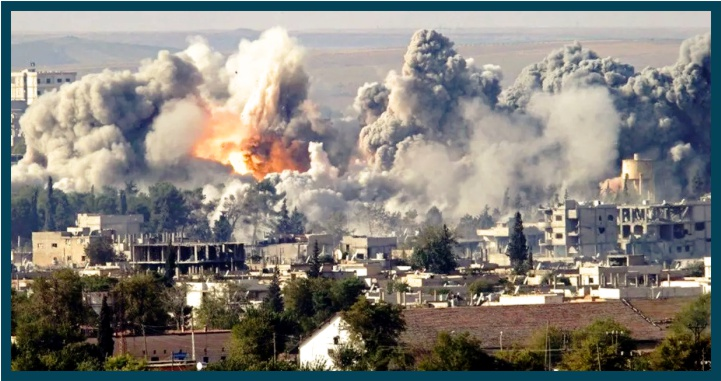 Confirma Pentágono primer bombardeo de Biden a instalaciones militares en Siria