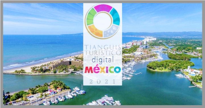 Riviera Nayarit en la 2ª edición del Tianguis Turístico Digital México