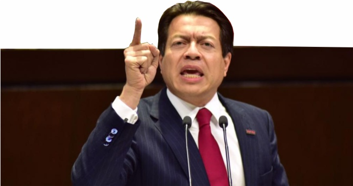 Pide Mario Delgado renuncia de consejeros del INE