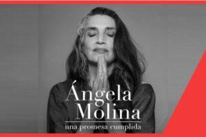 Ángela Molina comparte sus recuerdos y parte de sus historias en podcast