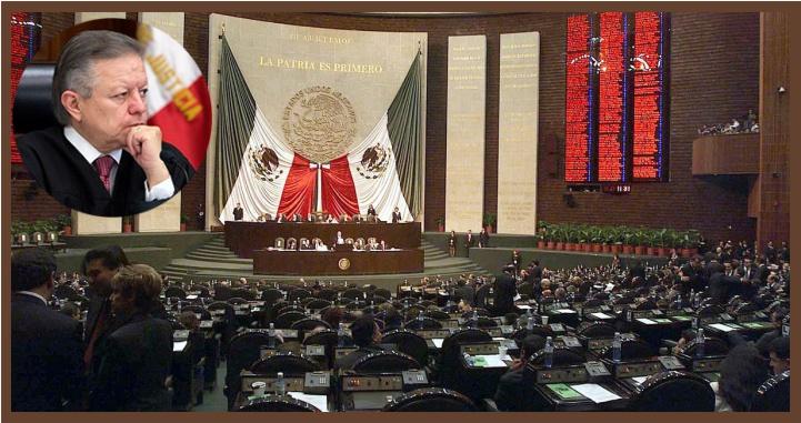 Violando Constitución alargan presidencia de Arturo Zaldívar