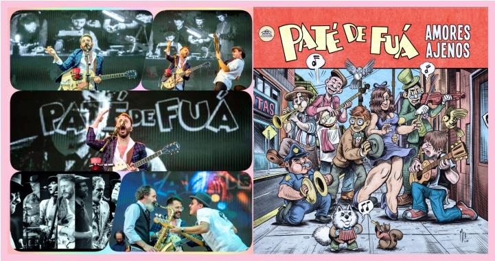 Paté de Fuá lanza disco desprejuiciado con temas renovados a su propio estilo