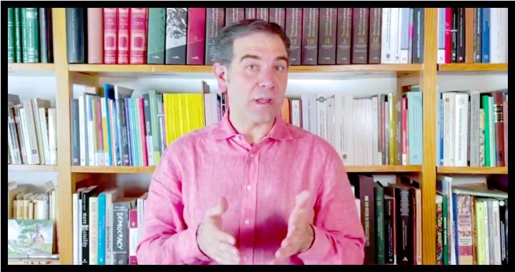 (Video) Presenta INE protocolo sanitario para Jornada Electoral