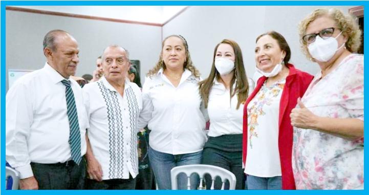 Respaldo total del magisterio nayarita a Gloria Núñez