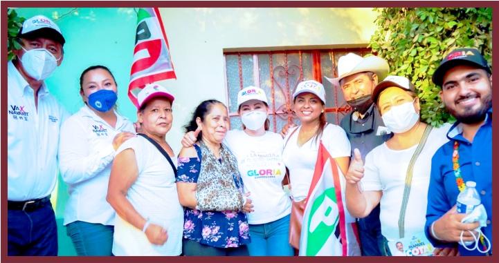 Sin distingo de colores, tendrá Gloria Núñez coordinación con todos los alcaldes