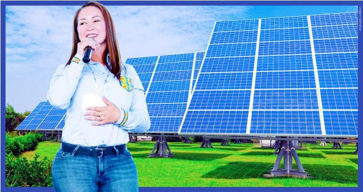 Inducirá Gloria Núñez desarrollo sustentable e innovación tecnológica en Nayarit