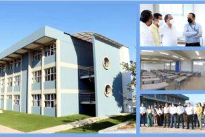 Cuenta ya la Unidad Académica de Salud Integral de la UAN con nuevo edificio