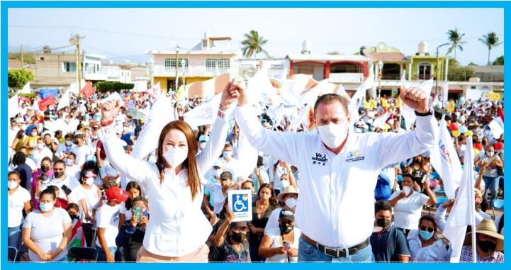 Nuestra alianza tiene un equipo que hace temblar a los de enfrente: Gloria Núñez