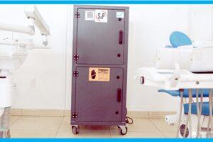 Instala la UAN purificadores de aire para un retorno seguro a clases