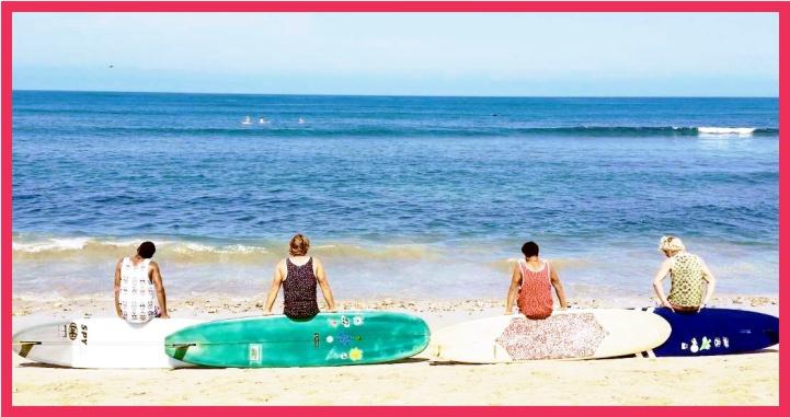 Surf en Riviera Nayarit: «A una quilla» Clásico El Anclote Punta de Mita 2021