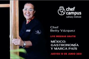Difundirá Betty Vázquez gastronomía nayarita en Europa y Latinoamérica
