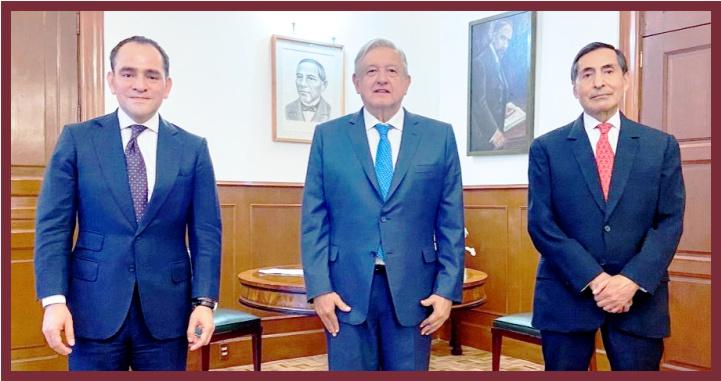 Enroque en el gabinete de AMLO: Ramírez de la O para Hacienda y Herrera a Banxico