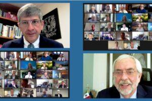 (Video) Participa La UNAM en la Coalición Universitaria de Cambio Climático