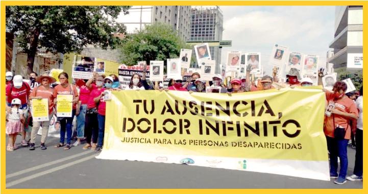 Coahuila, Durango, Nuevo León y Tamaulipas con el 20 por ciento de personas desaparecidas