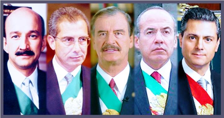 Ojalá y se dé el juicio a los expresidentes; aunque no pase nada