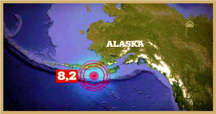 Terremoto de Alaska, el más potente de Estados Unidos en los últimos 50 años