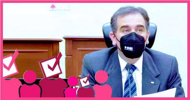 Gracias a la respuesta ciudadana, la Consulta Popular es ya un éxito: INE