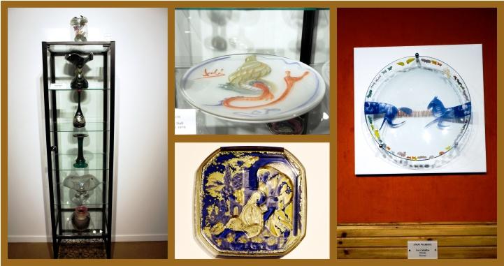 (Video) Dos décadas prodigiosas en el arte del vidrio se muestran en el Museo de Nerja