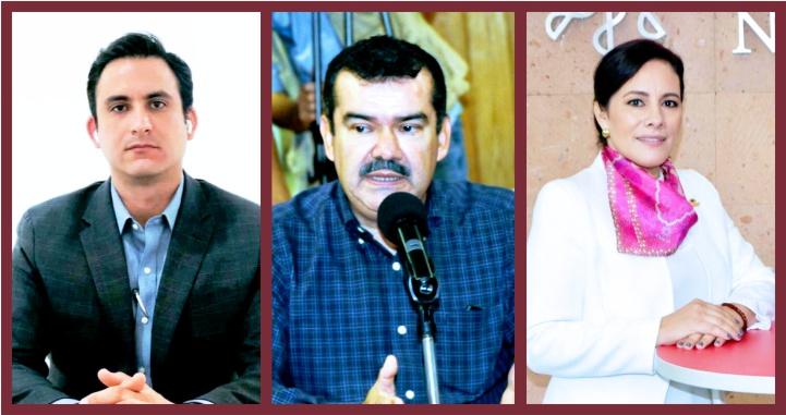 Llegan más al futuro gabinete de Navarro