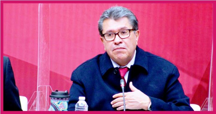 Pide Monreal piso parejo y reglas claras en Morena rumbo al 2024